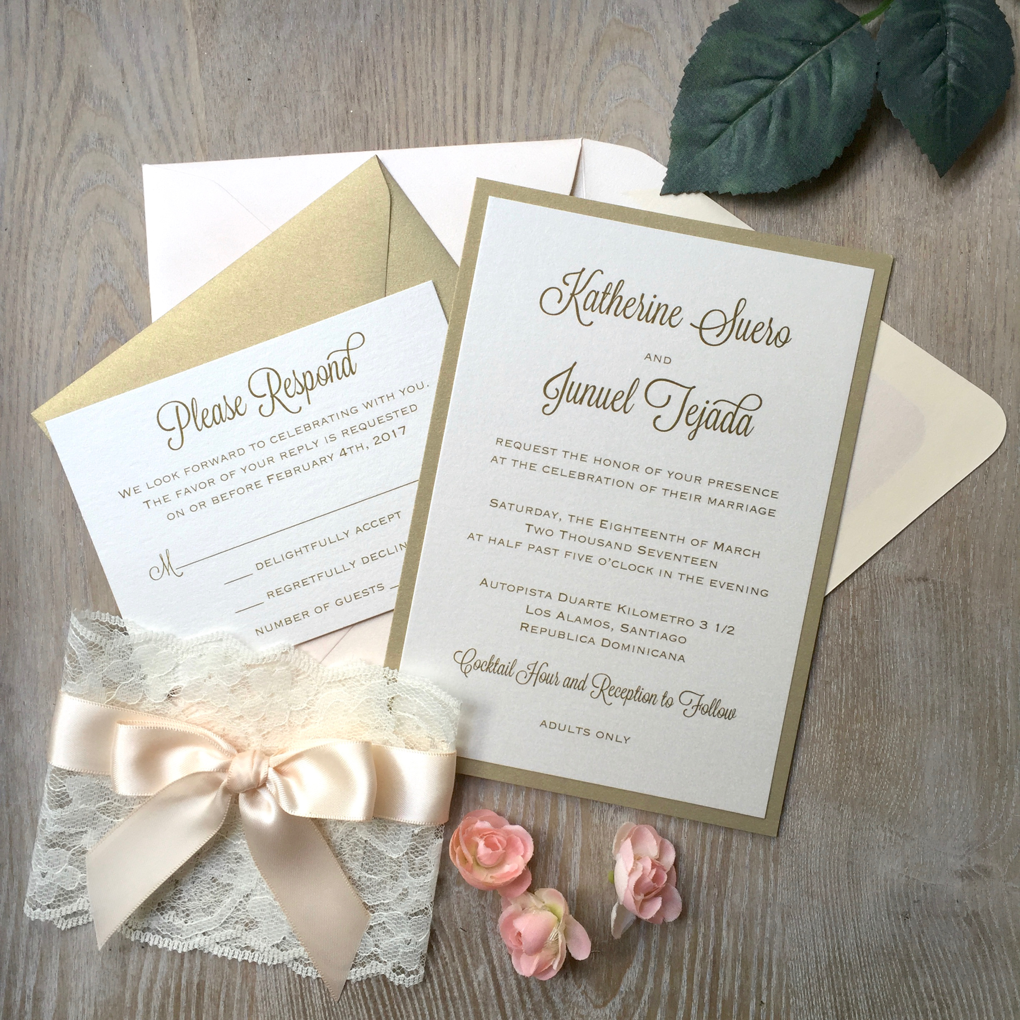 Common Wedding Invitation Mistakes | PAPER & LACE