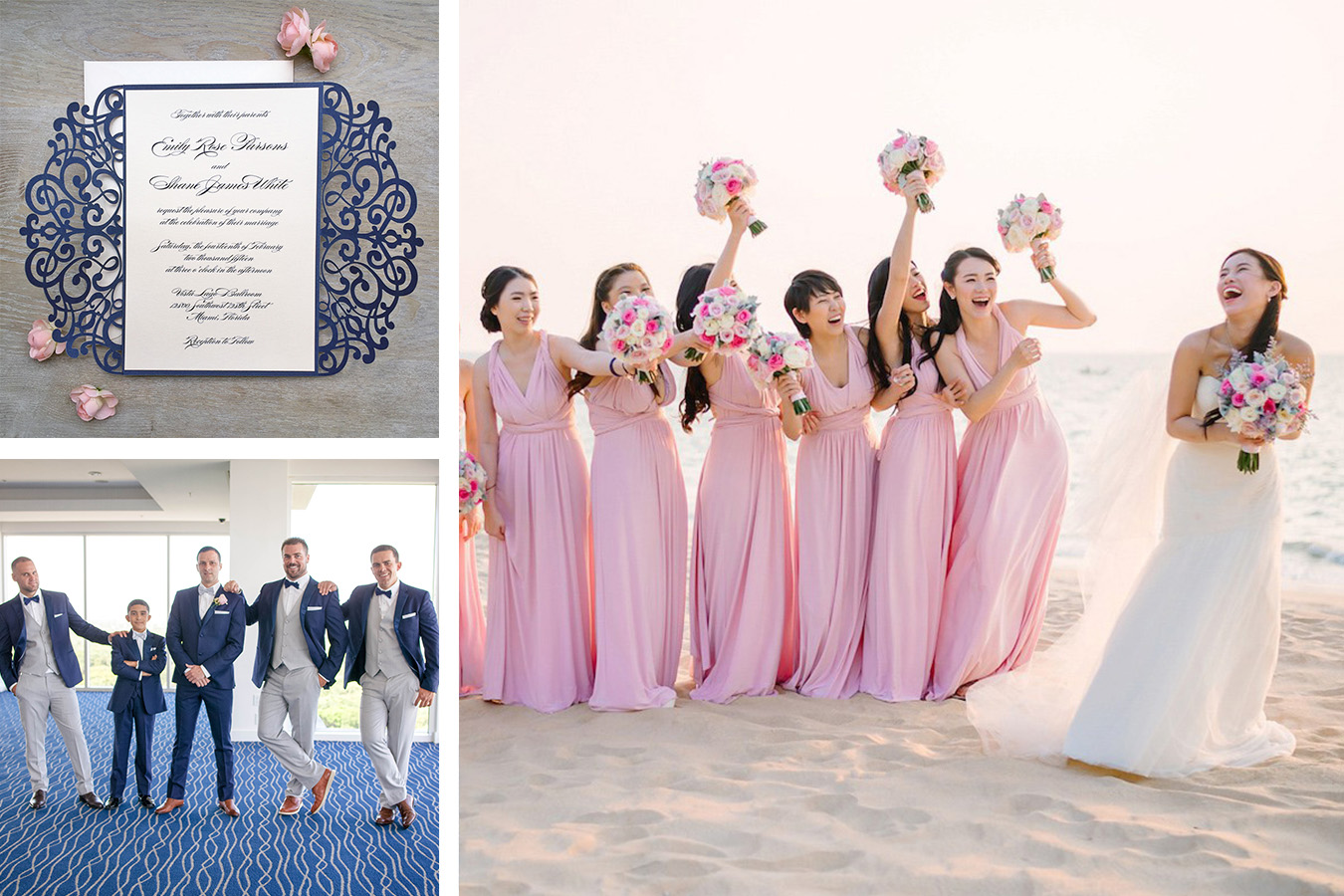 5 Top Wedding Color Trends of 2018 | PAPER & LACE