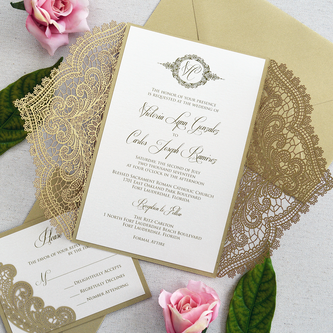 What Your Invitation\'s Font Says about Your Wedding | PAPER & LACE