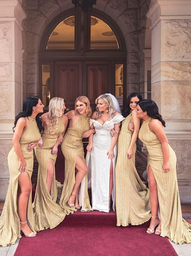 e0823948154 Most Stylish Bridesmaid s Dresses for 2019 and 2020 - PAPER   LACE